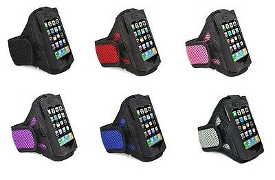 Armband Arm Band Case Cover Sports Jogging Gym Holder For IPhone 4 4s 5 6 Plus  • 1.99£