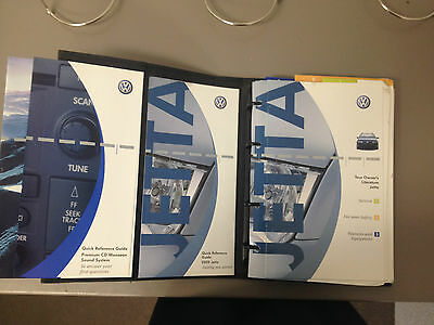 $45 • Buy 2005 VW Jetta Genuine OEM Owner's Manual