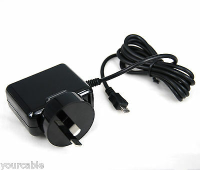 AU10.99 • Buy 10W 2A Fast AC Adapter Home Wall Charger For HP Slate 7 Plus Extreme 10 HD 8 Pro