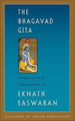 AU26.55 • Buy The Bhagavad Gita By Eknath Easwaran (English) Paperback Book Free Shipping!