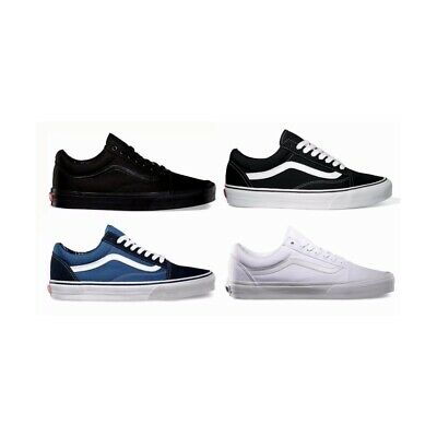 AU98.95 • Buy Vans Old Skool Shoes New Black Mens Us Sizes Aust Seller Free Postage