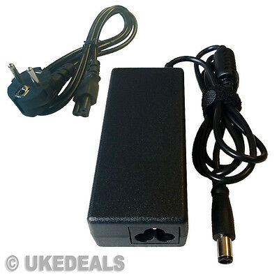 For HP COMPAQ PRESARIO CQ61 CQ71 ADAPTER CHARGER Laptop 65W EU CHARGEURS • 14.95£