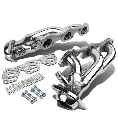 $90.88 • Buy Fit 97-03 F150/Heritage 4.2L V6 Racing Stainless Shorty Header Manifold/Exhaust