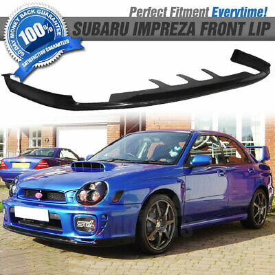 $81.99 • Buy For 02-03 Subaru Impreza WRX P-D Front Bumper Lip