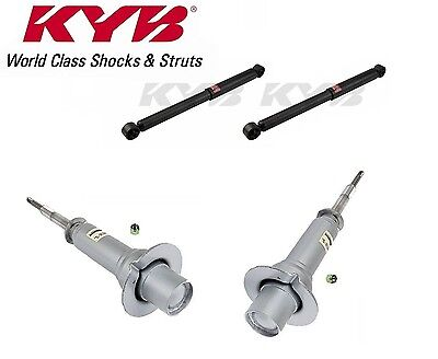 $215.94 • Buy For Jeep Liberty 2002-2012 Front Struts Rear Shocks Suspension Kit KYB Excel-G