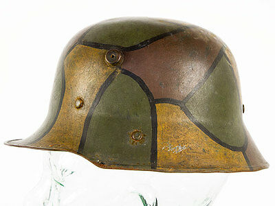 $2208.96 • Buy Robby Wilson WWI M16 German Camouflage Childs/Officers Lightweight Helmet