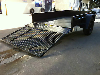 AU1999.50 • Buy Box Trailer LED NEW 8X5FT H DUTY+ LOADING RAMP ALSO 7X5 8X4 9X5 AVAILABLE