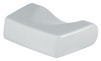 Sunbed Pillow Foam Head Rest For Lie Down Sunbeds Easy To Clean GREY • 25£