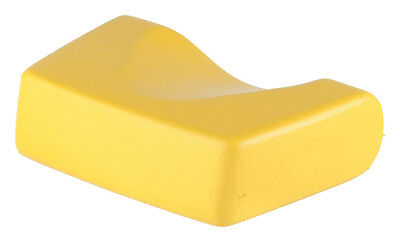 Sunbed Pillow Foam Head Rest For Lie Down Sunbeds Easy To Clean YELLOW • 25£