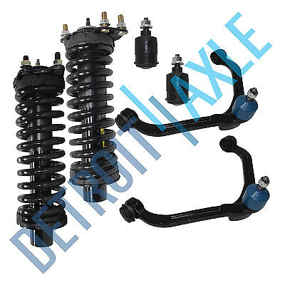 $209.40 • Buy For 2002-2004 Jeep Liberty Front Strut & Upper Control Arm Lower Ball Joint Kit