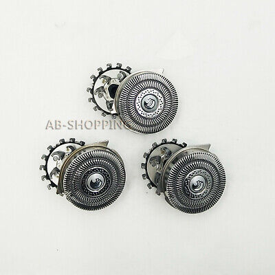 AU64.57 • Buy 3pcs Shaver Head For Philips Norelco HQ9 HQ 9 SpeedXL Replacement  Cutters Heads