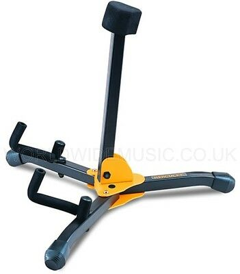 $ CDN51.17 • Buy Hercules Foldable Mini Guitar Floor Stand For Electric And Bass Guitars GS402BB