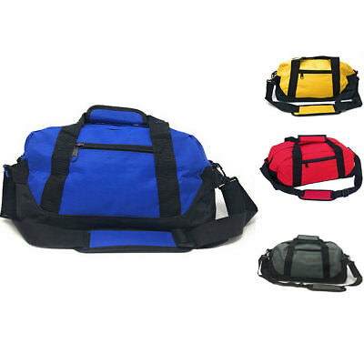 $14.95 • Buy Duffle Bags 18  Travel Sports School Gym Carry On Luggage Shoulder Strap