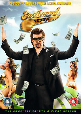 Eastbound And Down - Season 4 [2014] (DVD) • 6.99£