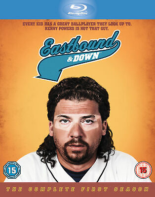 Eastbound And Down - Complete HBO Season 1 [2011] (Blu-ray) Danny McBride • 11.49£