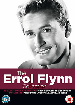 The Errol Flynn Collection [1939] (DVD) • 11.99£