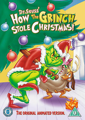 £4.99 • Buy How The Grinch Stole Christmas!/Horton Hears A Who (DVD)