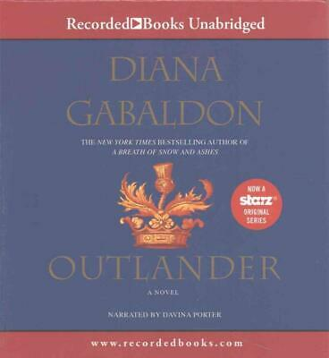 AU76.71 • Buy Outlander By Diana Gabaldon (English) Compact Disc Book Free Shipping!