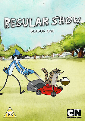 Regular Show - Season 1 [2014] (DVD) J.G Quintel, William Salyers, Sam Marin • 9.99£