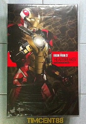 $ CDN349.46 • Buy Ready! Hot Toys MMS212 Iron Man 3 Mark XVII 17 Heartbreaker 1/6 Figure