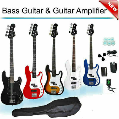 AU145 • Buy New Electric Guitar With AMP Guitar Bag Tuner Strap Picks