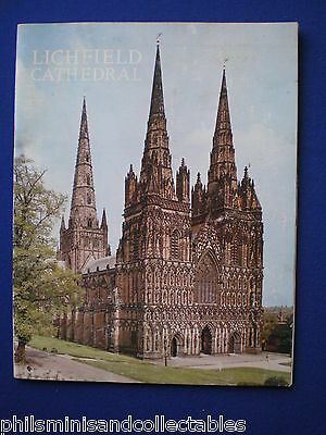 Lichfield Cathedral  Guide Book -  1970 • 3.95£