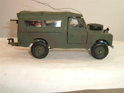 Britains Army Land Rover Comes In Combat Colours Conversion & Canopy See Photos • 79£
