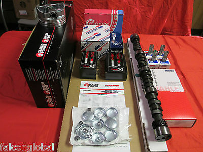 $820.03 • Buy Dodge 360/5.9 Magnum MASTER Eng Kit Pistons+Moly Rings+Cam+Lifters+O.Pump 98-03