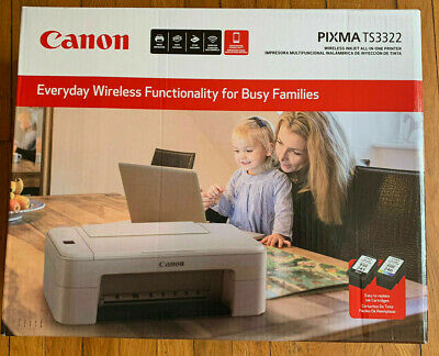 View Details New Canon MG3122/2922 Printer-Wireless-All In One-IPhone/Androia Print-Screen • 59.89$
