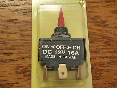 lighted toggle switch on-off-on