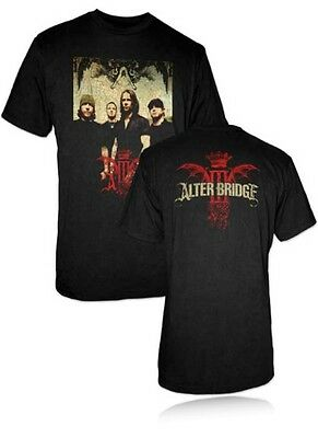 £16.40 • Buy ALTER BRIDGE - Band Photo T-shirt - NEW - SMALL ONLY