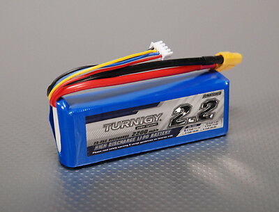 AU20.40 • Buy RC Turnigy 2200mAh 3S 25C Lipo Pack
