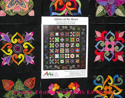 $79 • Buy Affairs Of The Heart Embroidery Machine Applique Design Software (Software Only)
