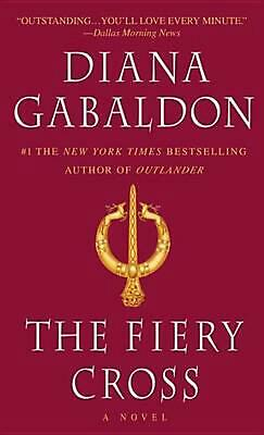 AU28.65 • Buy The Fiery Cross By Diana Gabaldon (English) Mass Market Paperback Book Free Ship