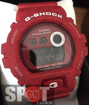 $238 • Buy Casio G-Shock Heathered Coloring Xlarge Men's Watch GD-X6900HT-4