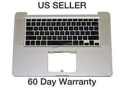 $17 • Buy Apple MacBook Pro 15  A1286 Mid 2012 Top Case With Keyboard 661-6509 B
