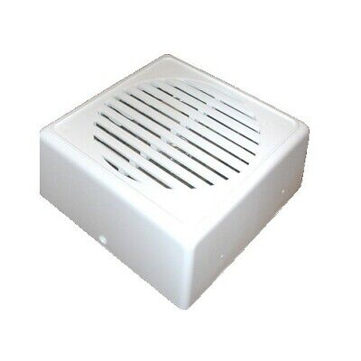 16Ohm Extension Speaker With Tamper For An Alarm System • 10.66£