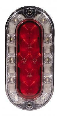 $34.70 • Buy Maxxima Oval Hybrid Back Up And Stop Tail Turn 16 LED Light -  FREIGHTLINER  KW