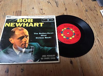 Bob Newhart -the Button-down Mind Strikes Back...mono • 4.99£