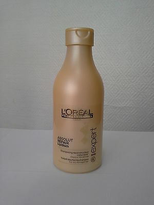 L'OREAL PROFESSIONNEL PARIS EXPERT ABSOLUT REPAIR Lipidium Shampoo 250ml • 20.16£