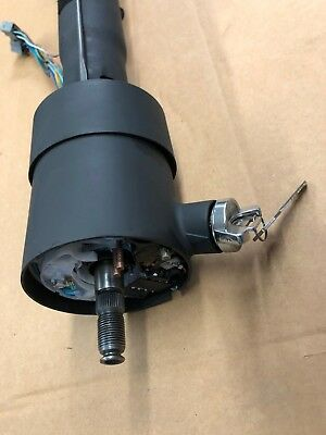 1980-1991 Ford F250 F350 Steering Column Floor Shift Tilt Rebuilt! • 749.99$