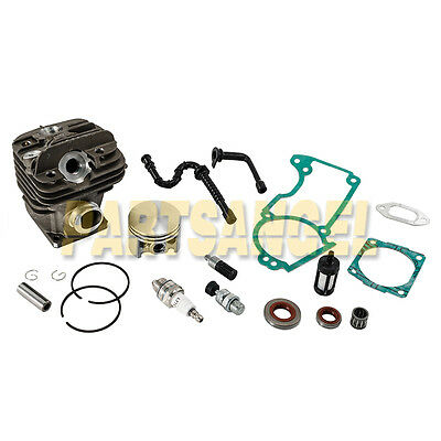 $33.45 • Buy 44mm Cylinder Piston & Ring Kit Bearing Gaskets Oil Seals For Stihl 026 MS260