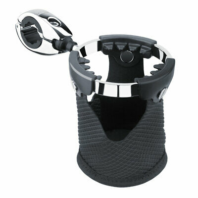 $29.99 • Buy LEXIN C3 Motorcycle Drink Cup Holder With 360°swivel Ball-mount & Nylon Basket