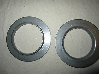 $10.97 • Buy 2 Dana 30 44 Stub Axle Dust Shield Chevy Ford Jeep Keeps Dirt Out Of Spindle