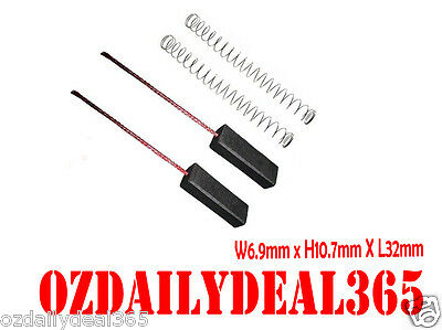 £8.95 • Buy Carbon Brushes For Dyson DC01 DC02 DC07 DC14 DC23 DC29 DC33 YDK Vacuum Cleaner