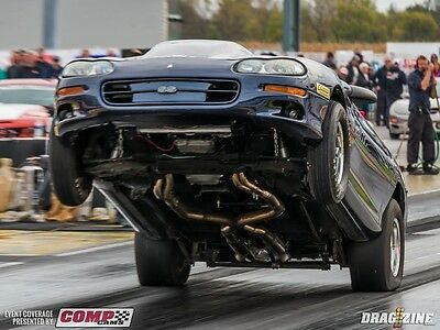 $274 • Buy FOR Camaro Trans Am RACE TRUE DUALS STAINLESS 3  X PIPE DUMPED LS1 SS Z28 F-BODY