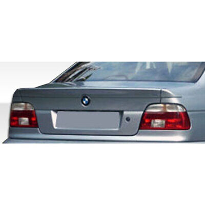 $132 • Buy Series E39 4DR AC-S Wing Trunk Lid Spoiler 3 Piece Fits BMW 5 97-03 Durafle