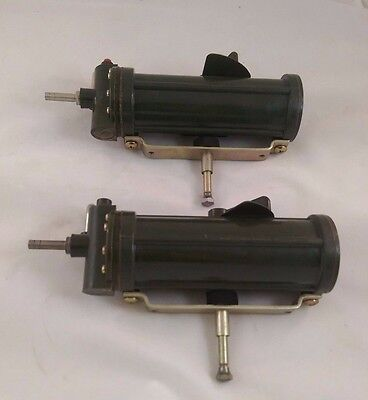 $155 • Buy M35A2 M54 M809 (2) Windshield AIR WIPER MOTOR Military Truck Parts 7539696