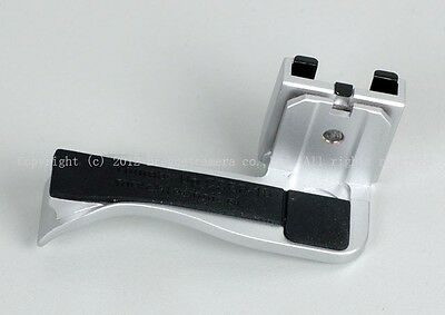 £135.52 • Buy New Design W/rubber Pad Thumbs Up CSEP Mod#1S Silver Grip For Leica MP M M8 M9