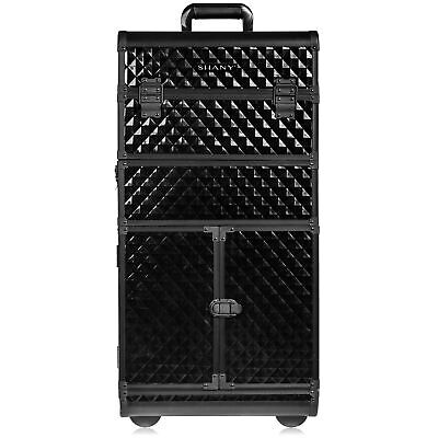 $298 • Buy SHANY REBEL Series Pro Makeup Artists Rolling Train Case Trolley Case